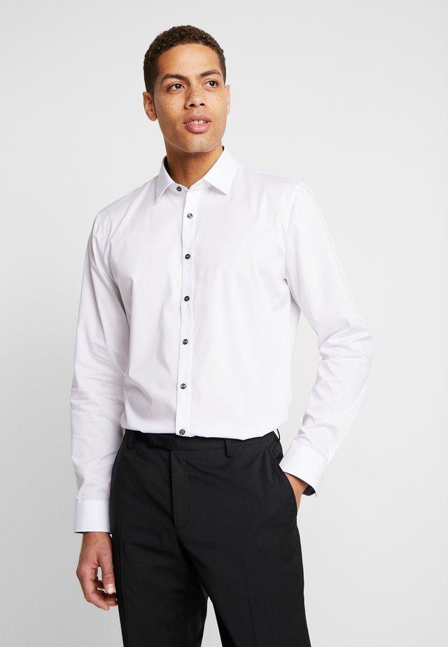 OLYMP NO.6 SUPER SLIM FIT  - Formální košile - weiss