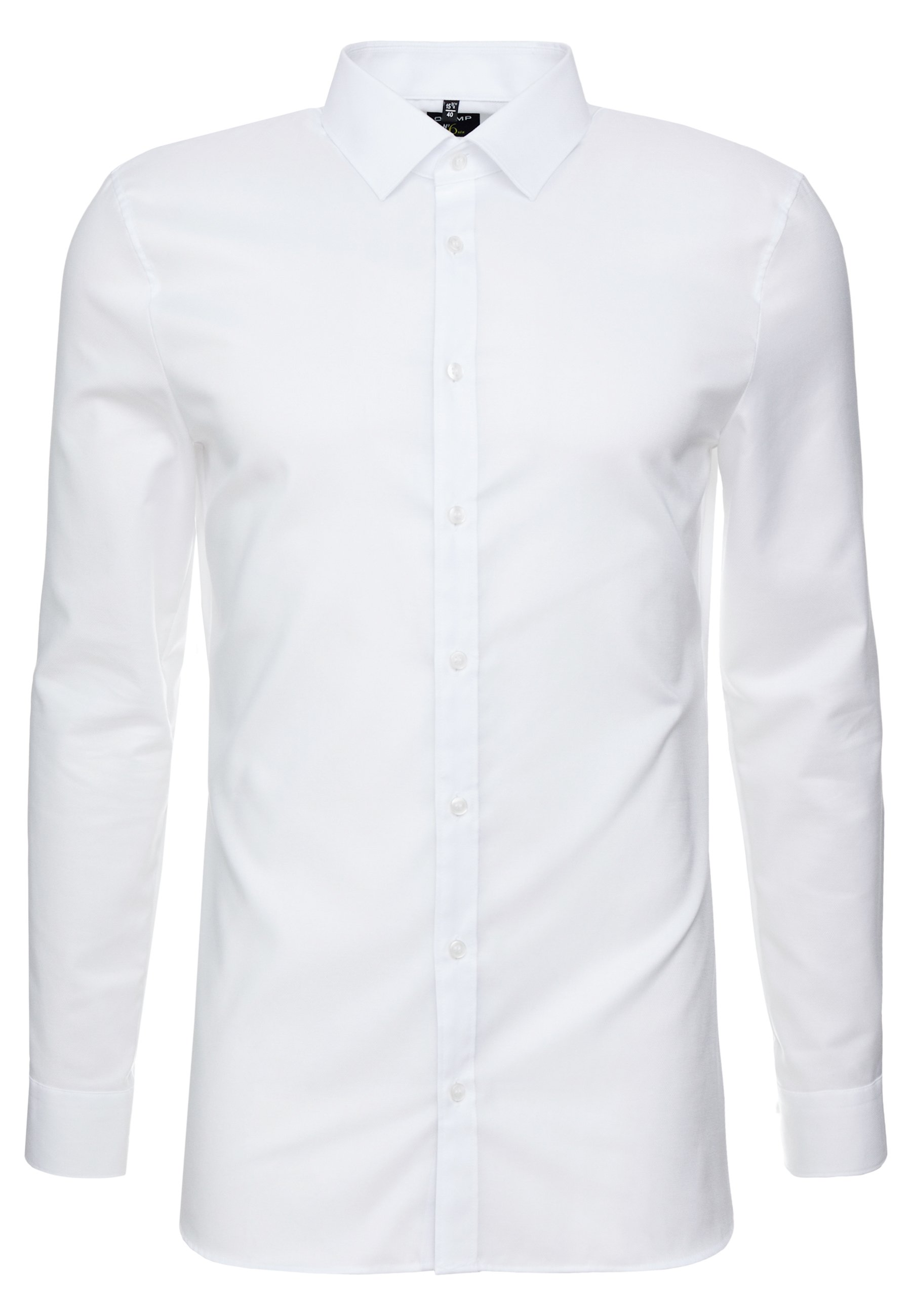Olymp No.6 Super Slim Fit - Kostymskjorta Bleu