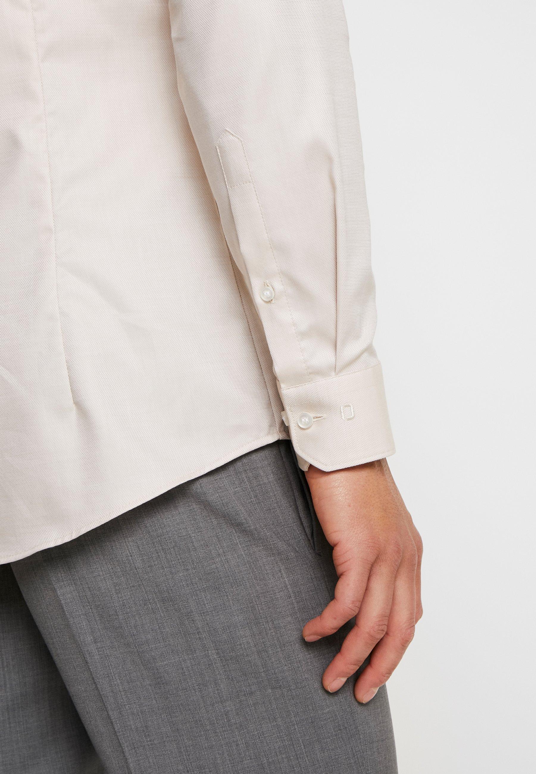 Olymp No.6 Super Slim Fit - Business Skjorter Natur
