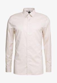 OLYMP - SUPER SLIM FIT - Formal shirt - natur - 4