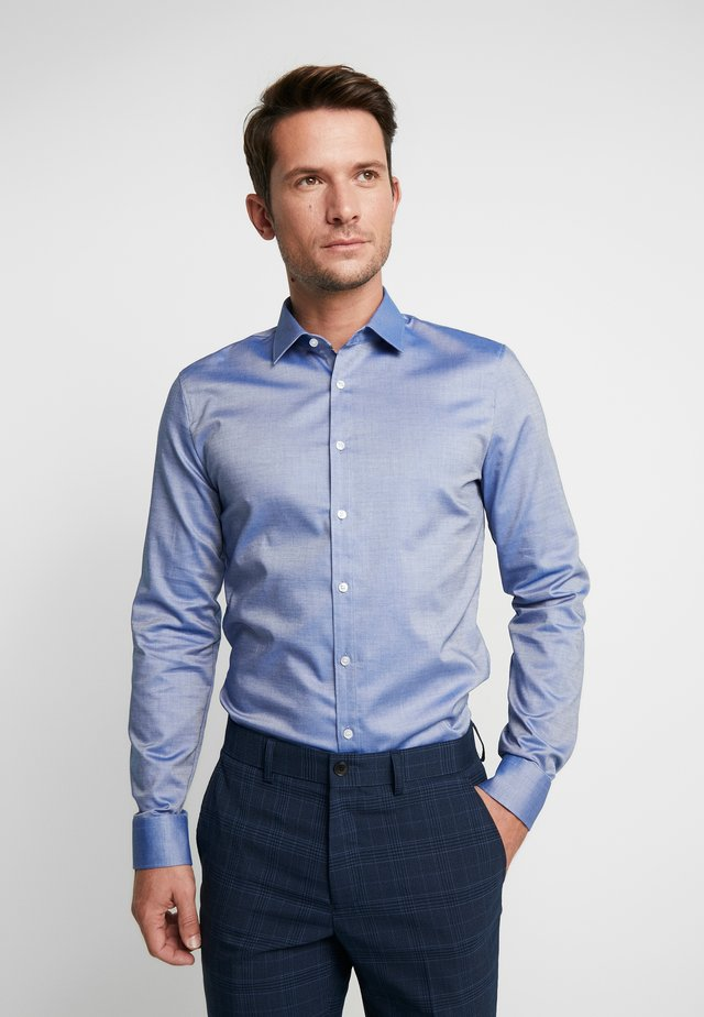 OLYMP NO.6 SUPER SLIM FIT  - Business skjorter - marine