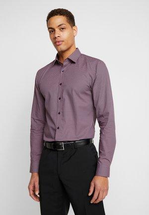 SUPER SLIM - Formal shirt - rot