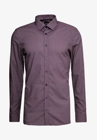 OLYMP - SUPER SLIM - Formal shirt - rot - 4