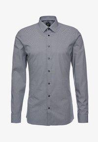 OLYMP - OLYMP NO.6 SUPER SLIM FIT  - Camicia elegante - schwarz - 4