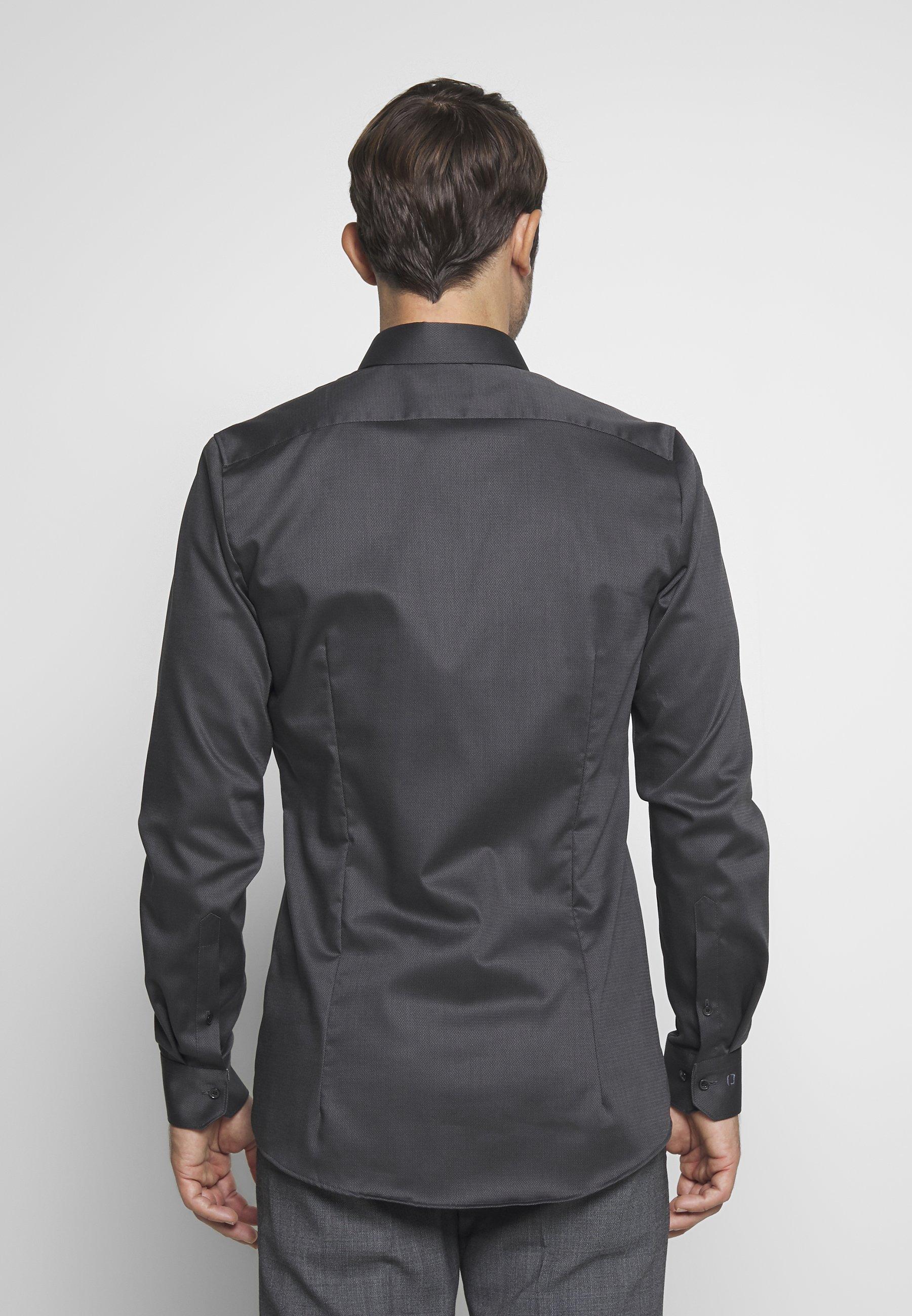 OLYMP OLYMP NO.6 SUPER SLIM FIT  - Koszula biznesowa - schwarz