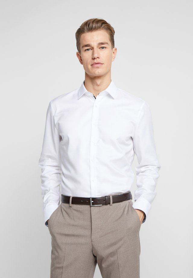 OLYMP NO.6 SUPER SLIM FIT  - Chemise classique - weiss
