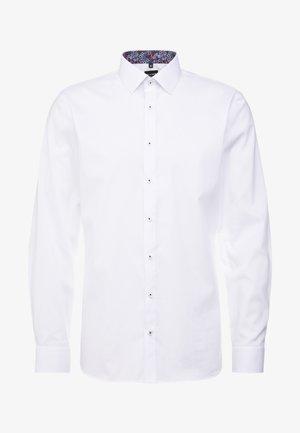 OLYMP NO.6 SUPER SLIM FIT  - Camicia elegante - weiss