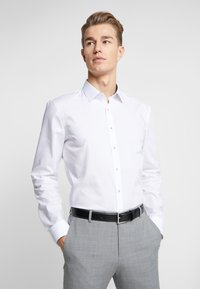 OLYMP - OLYMP NO.6 SUPER SLIM FIT  - Businesshemd - weiss - 0