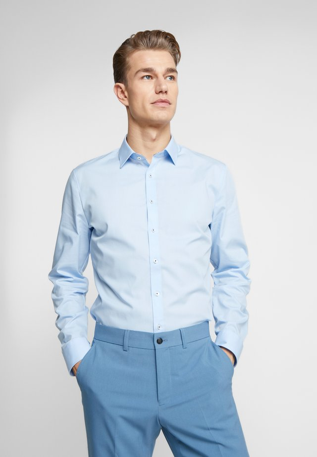 OLYMP NO.6 SUPER SLIM FIT  - Businesshemd - hellblau