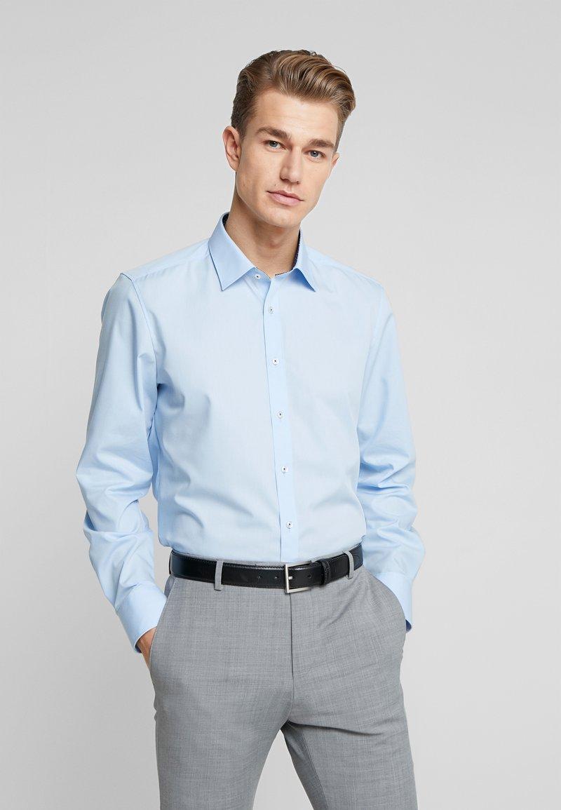OLYMP - OLYMP LEVEL 5 BODY FIT  - Zakelijk overhemd - blue