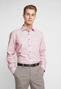 OLYMP - MODERN FIT - Formal shirt - red - 0