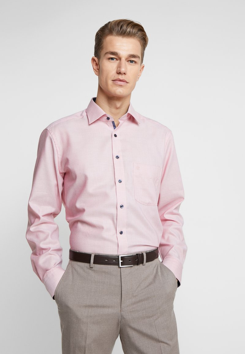 OLYMP - MODERN FIT - Formal shirt - red