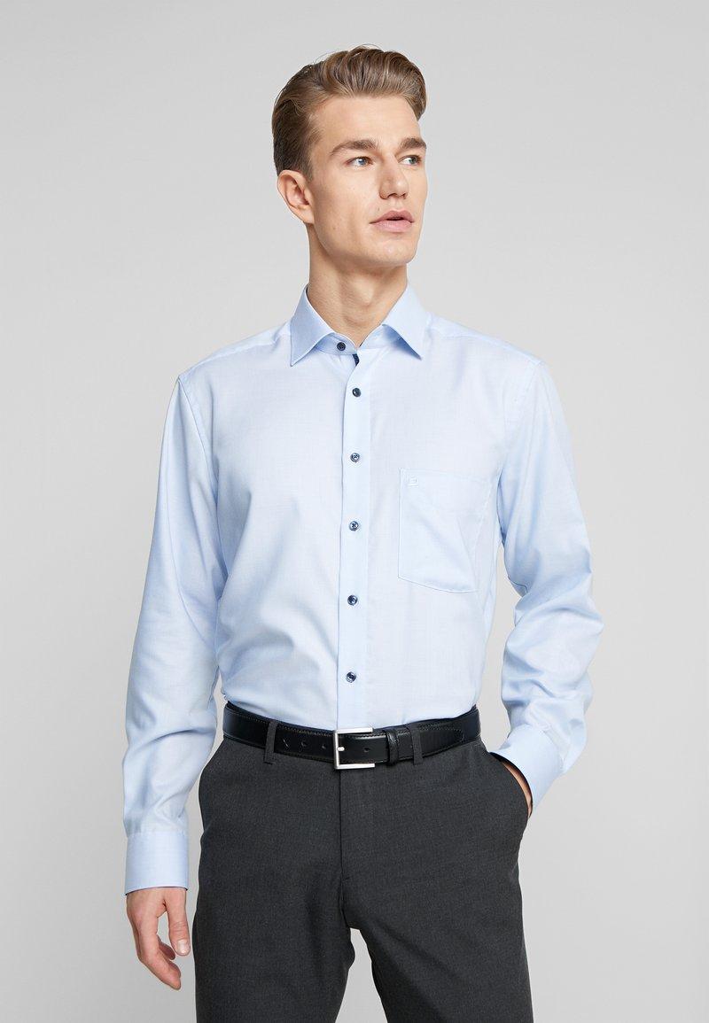 OLYMP - OLYMP LUXOR MODERN FIT - Formální košile - bleu