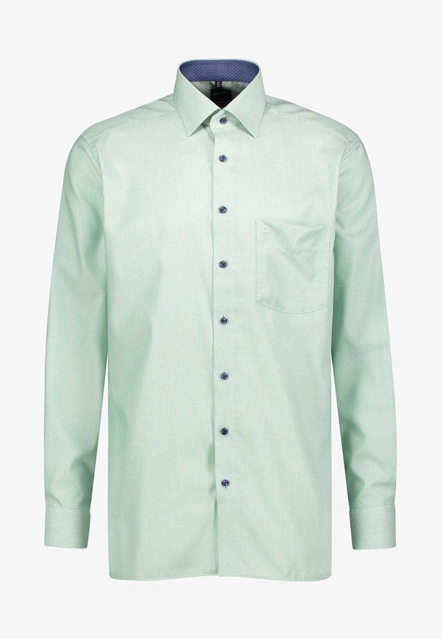 OLYMP LUXOR MODERN FIT - Formal shirt - green