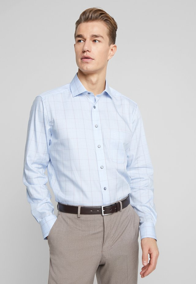 OLYMP LUXOR MODERN FIT - Formal shirt - bleu