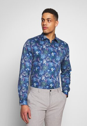 SUPER SLIM FIT - Camicia elegante - marine