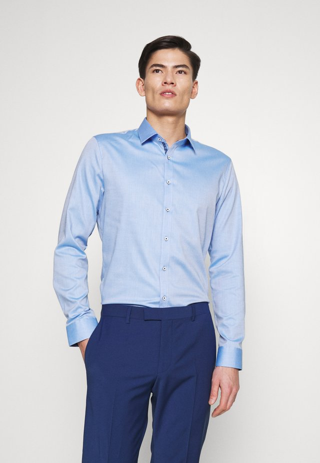 OLYMP NO.6 SUPER SLIM FIT  - Kauluspaita - blau