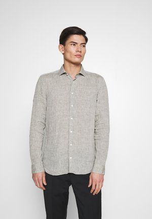 OLYMP LEVEL 5 BODY FIT  - Shirt - olive