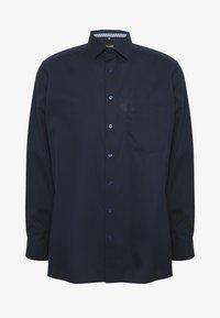 OLYMP - OLYMP LUXOR COMFORT FIT - Camicia elegante - black - 0