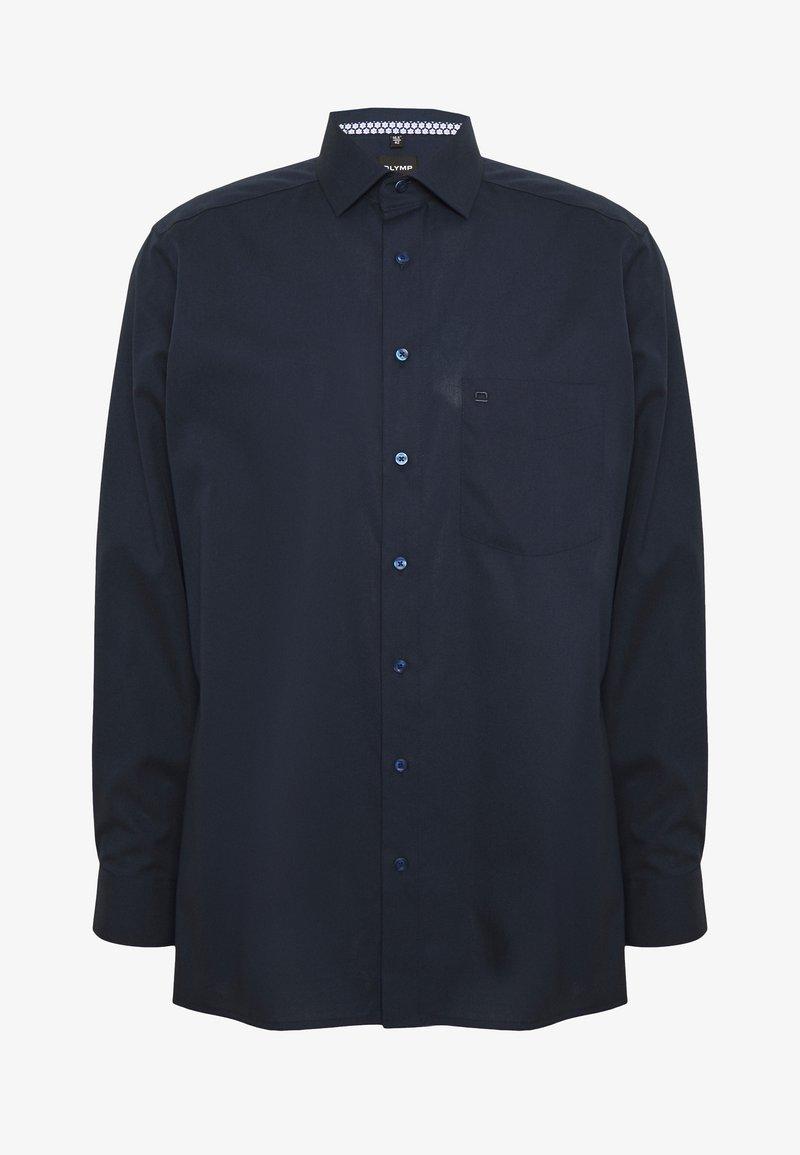 OLYMP - OLYMP LUXOR COMFORT FIT - Camicia elegante - black