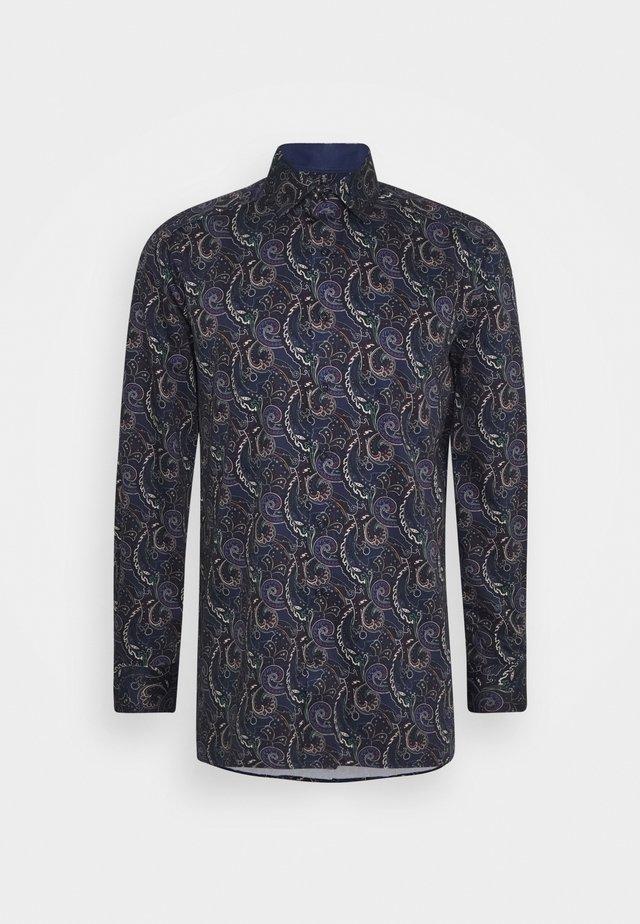 Kostymskjorta - marine