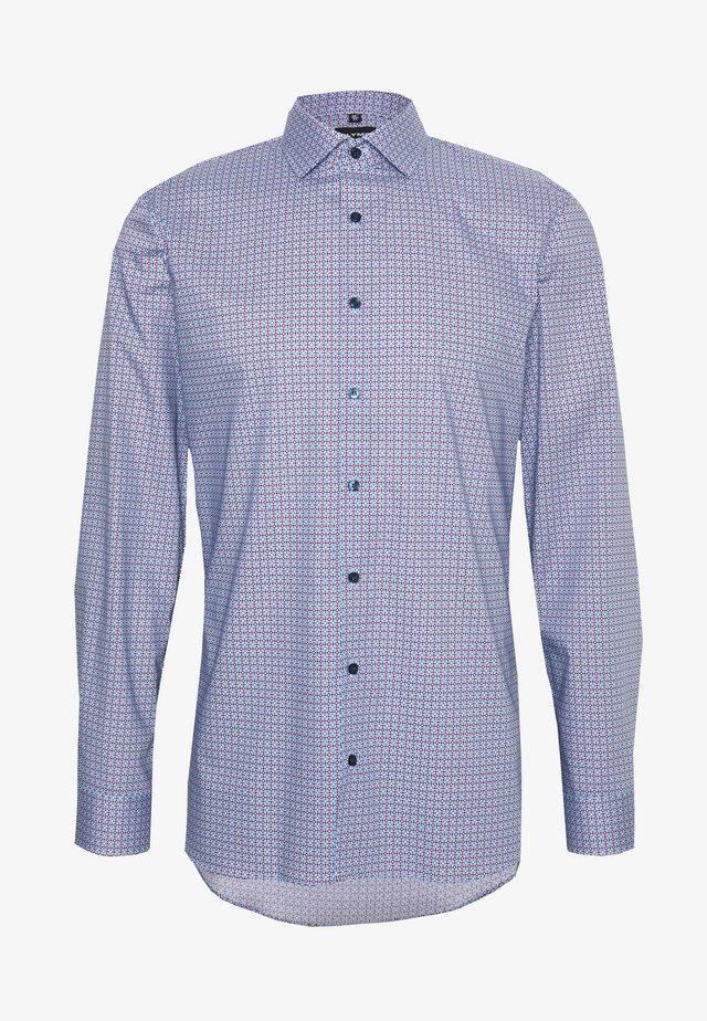 Formal shirt - dunkelrot