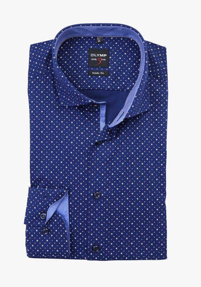 LEVEL FIVE  - Shirt - dunkelblau
