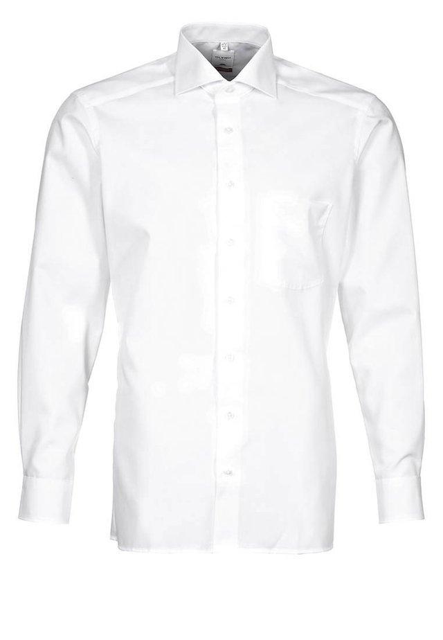 MODERN FIT - Formal shirt - weiss