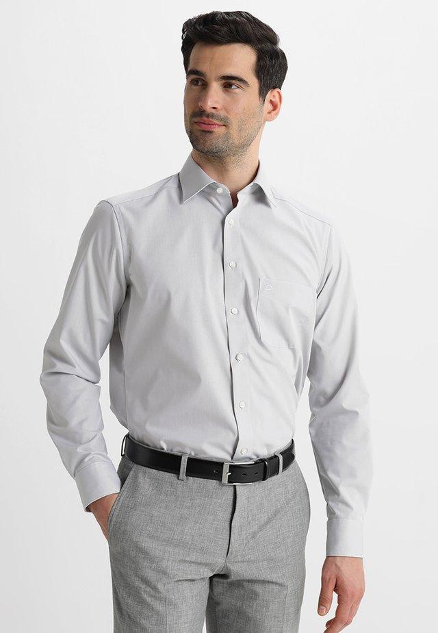 LUXOR MODERN FIT - Formal shirt - silbergrau