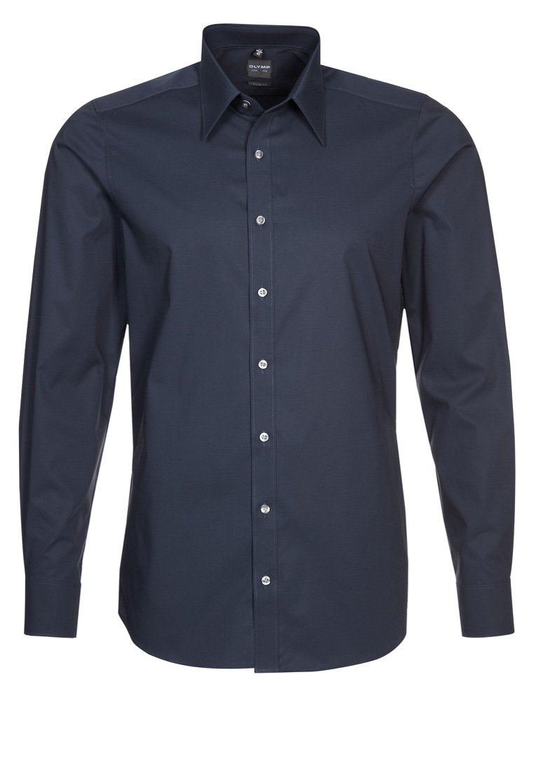 OLYMP Level Five - SLIM FIT - Businesshemd - dark blue