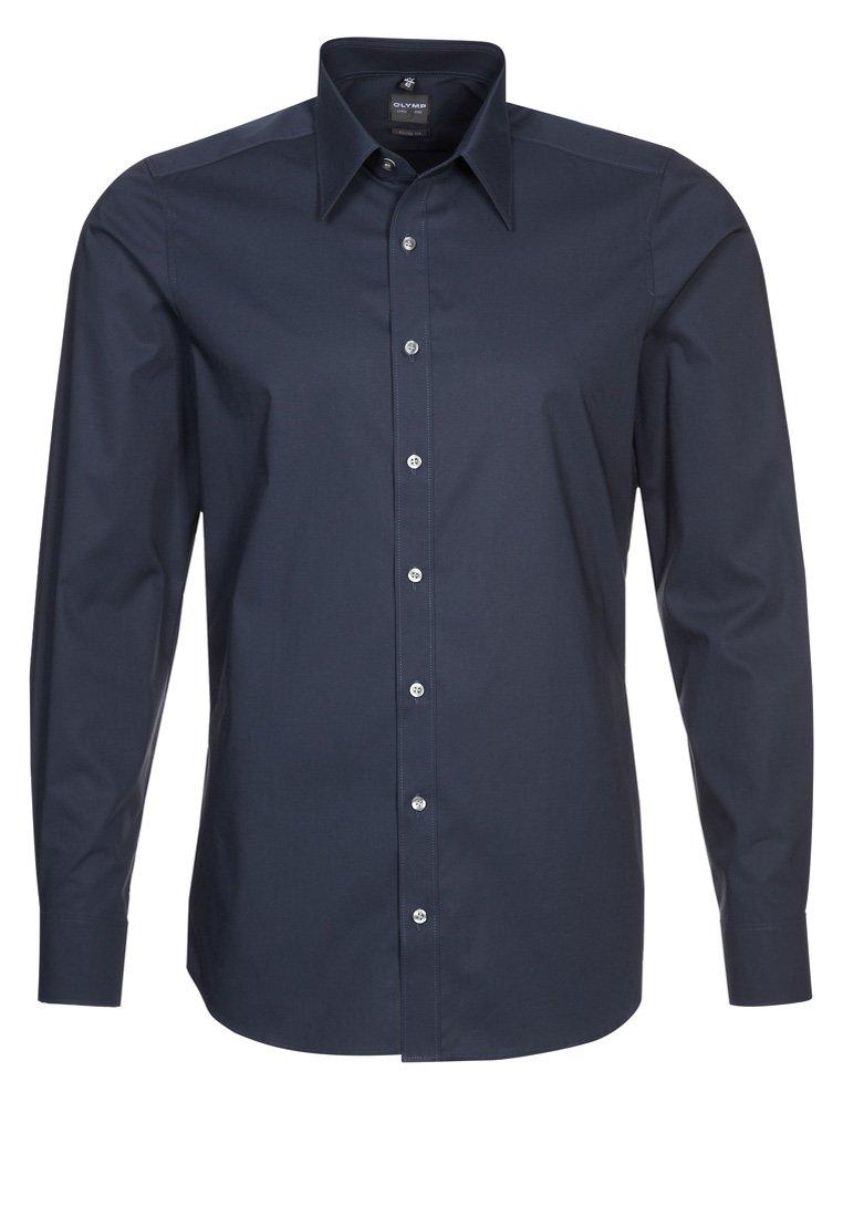 OLYMP - SLIM FIT - Finskjorte - dark blue