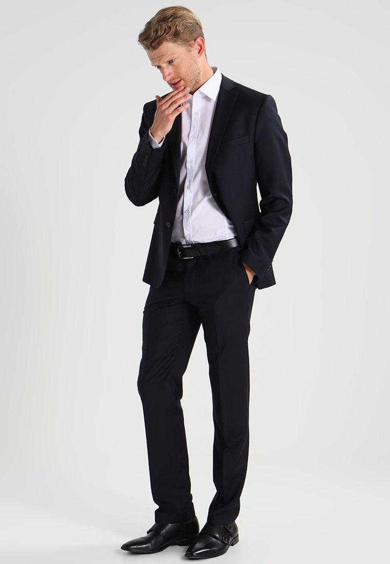 Olymp Body Fit Italien - Business Skjorter Weiß