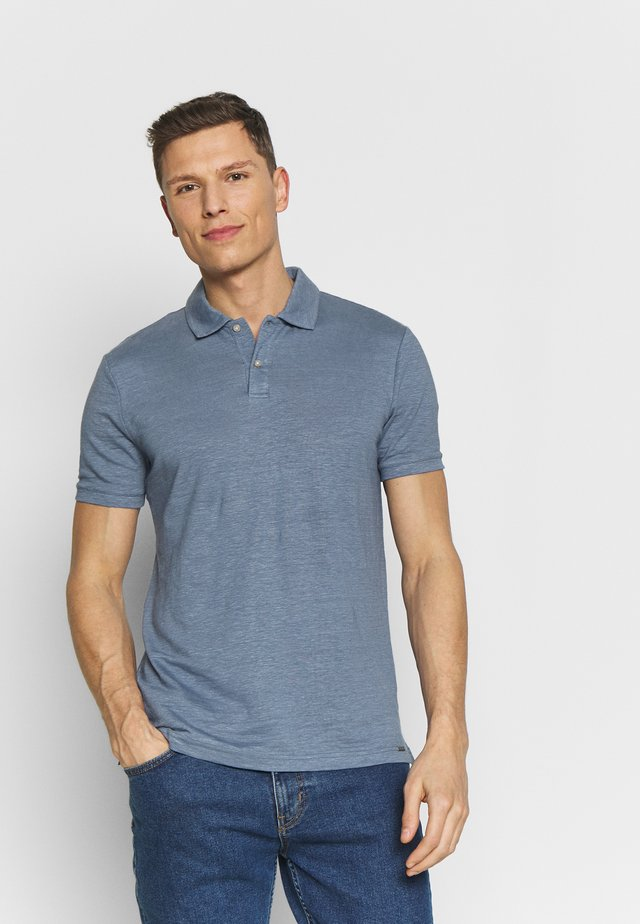 OLYMP LEVEL 5 - Poloshirt - hellblau
