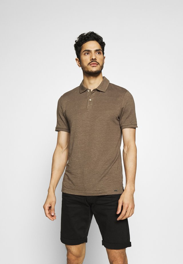 OLYMP LEVEL 5 - Poloshirt - brown