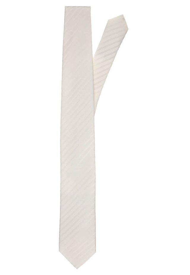 Tie - weiß