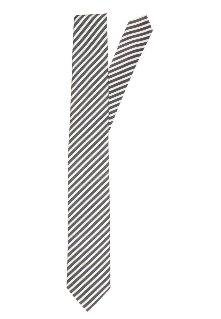 OLYMP Level Five - Tie - weiss/schwarz