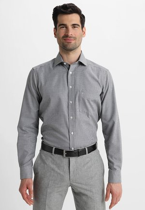 MODERN FIT - Formal shirt - schwarz