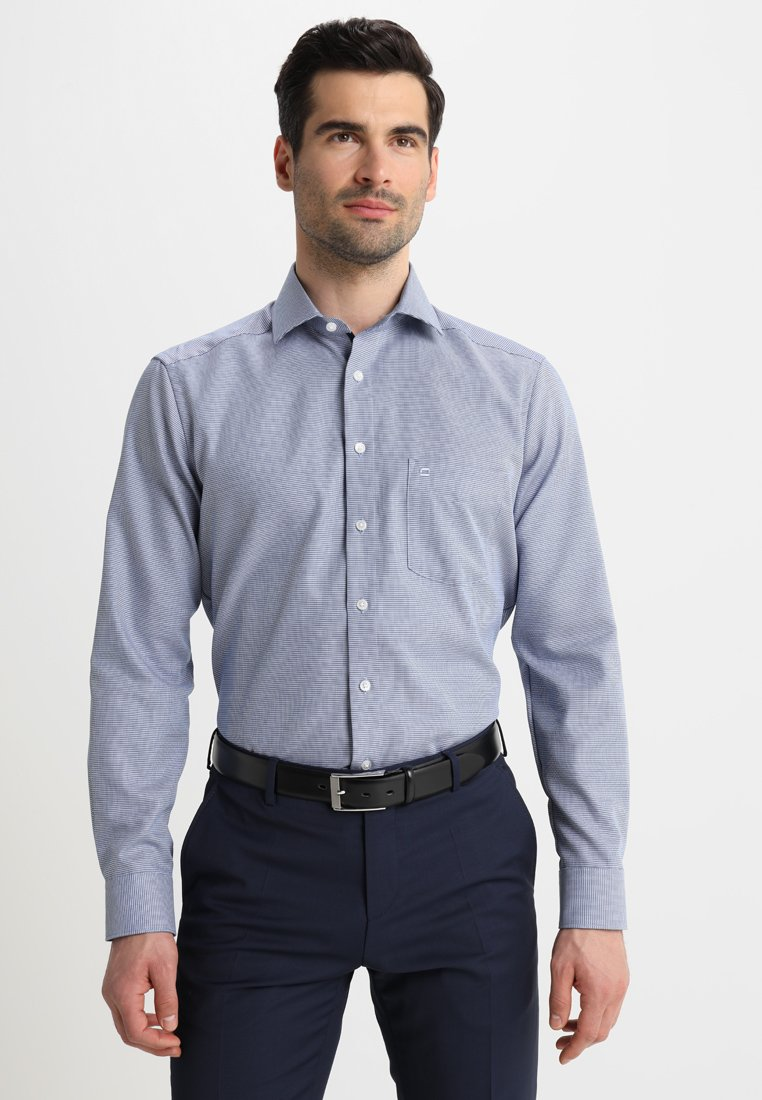 OLYMP - MODERN FIT - Formal shirt - royal
