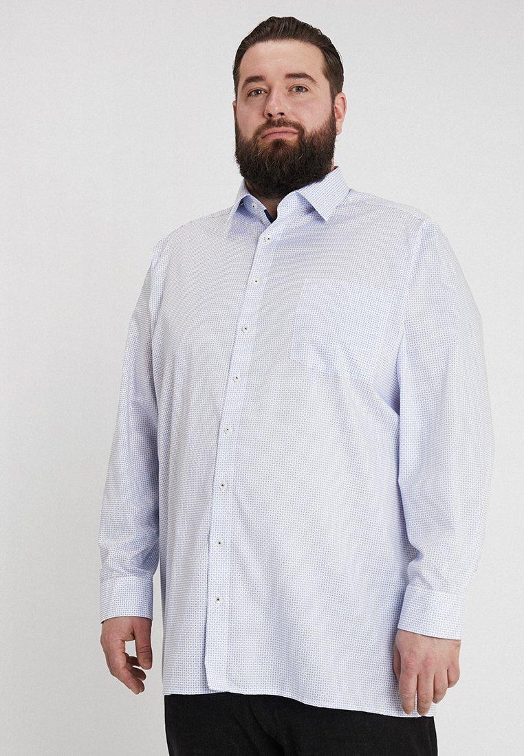 OLYMP Luxor - COMFORT FIT - Camicia - bleu