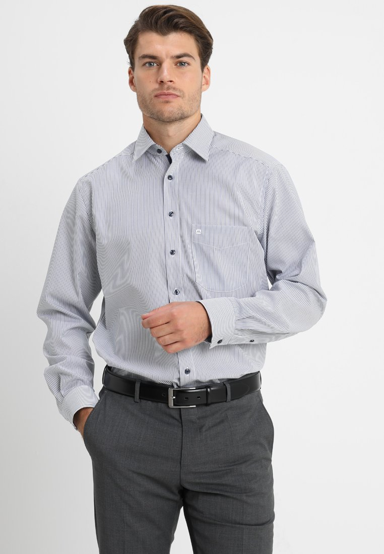 OLYMP - MODERN FIT - Formal shirt - marine