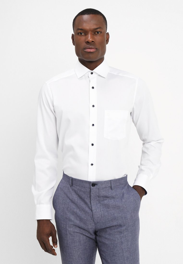 OLYMP - MODERN FIT - Formal shirt - weiss