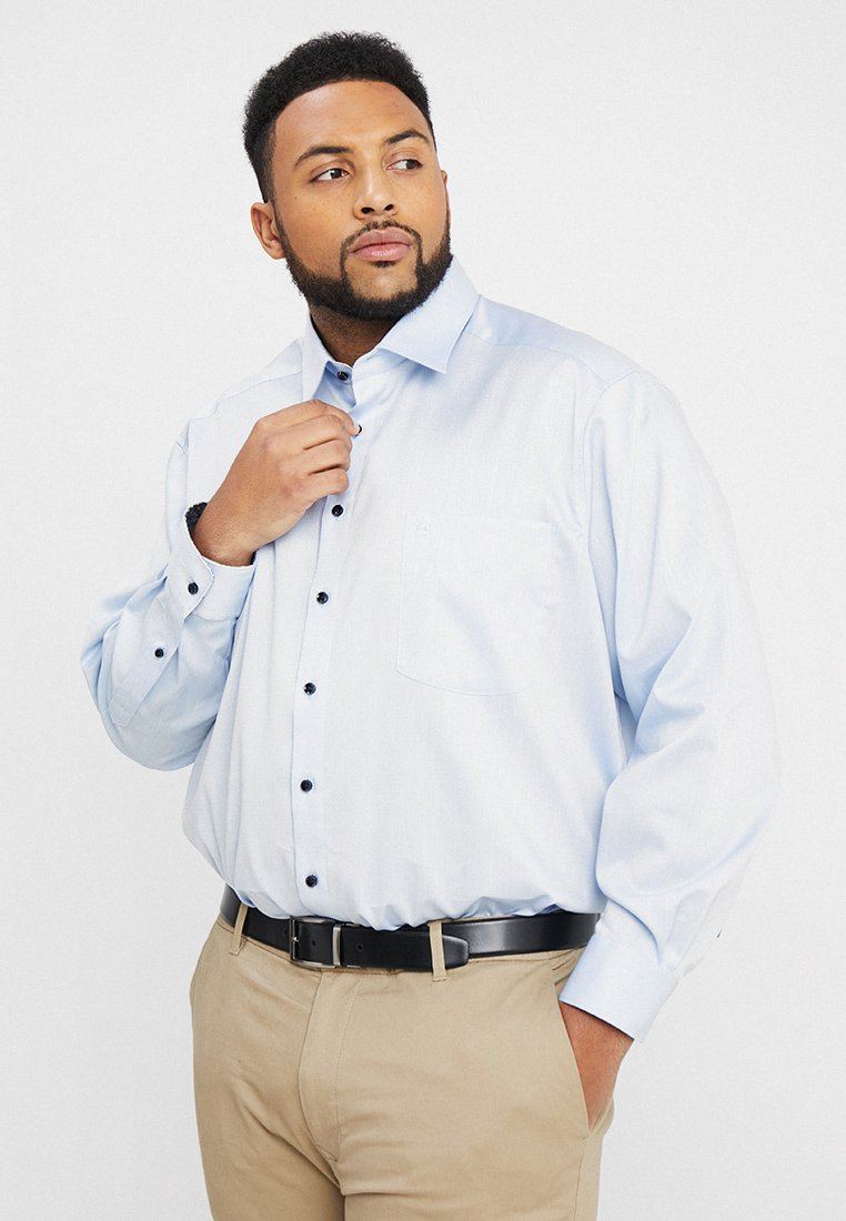 OLYMP - COMFORT FIT - Formal shirt - light blue