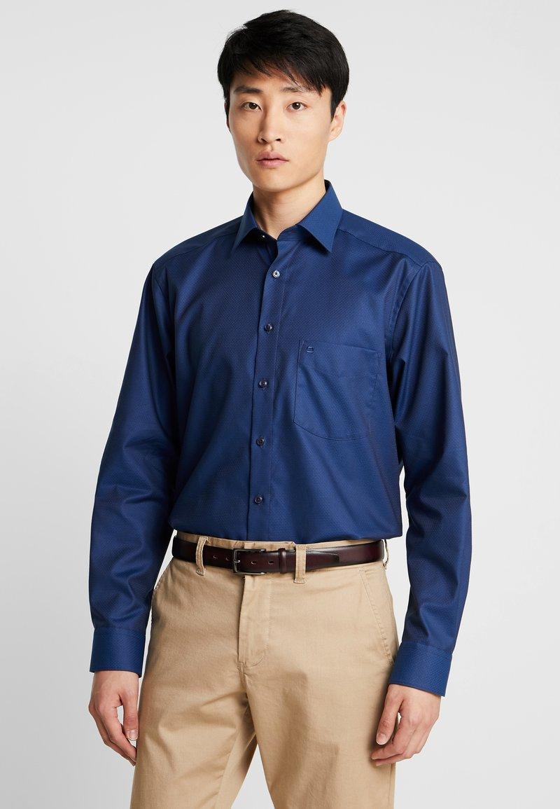 OLYMP - Formální košile - marine