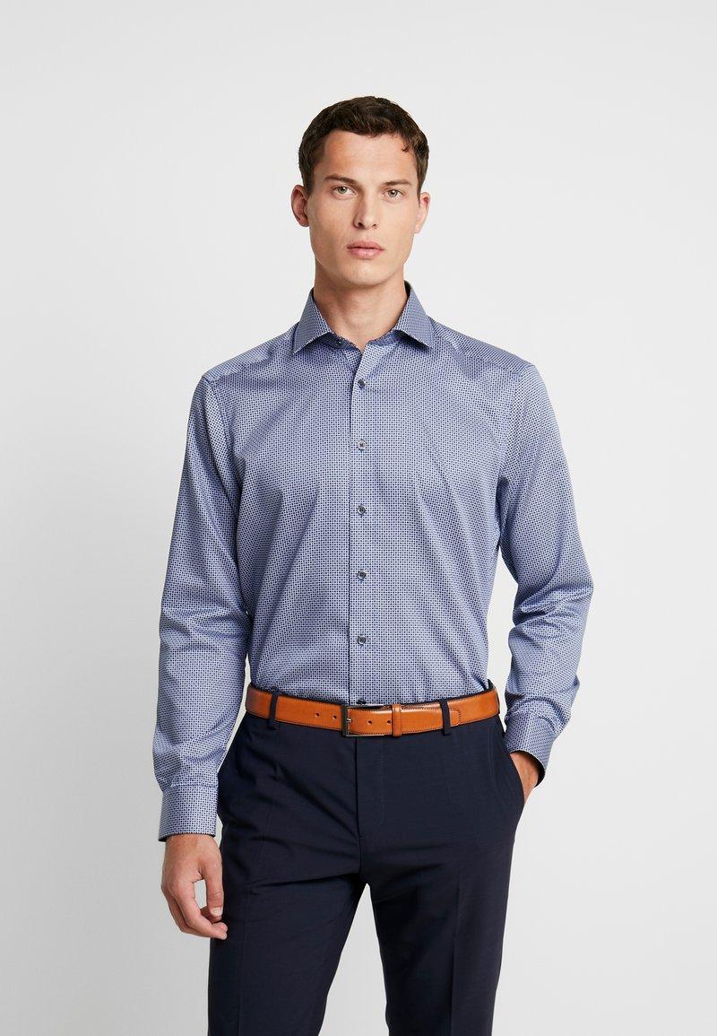 OLYMP - MODERN FIT - Formální košile - marine