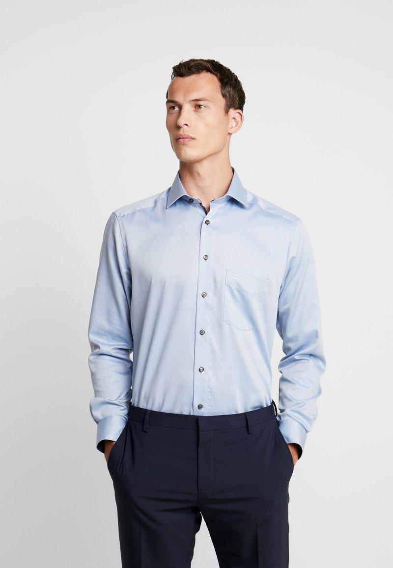 OLYMP - Formální košile - bleu