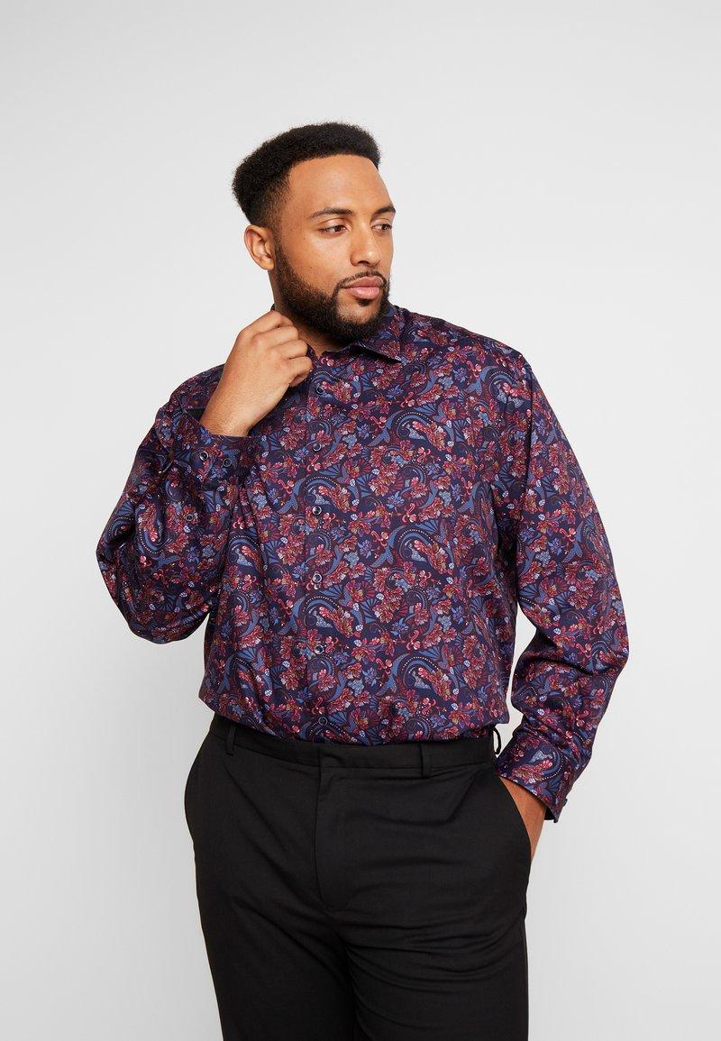 OLYMP - Shirt - dunkelrot
