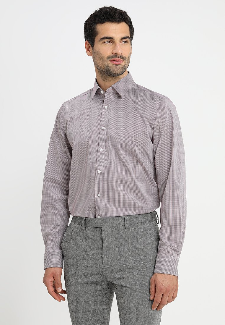 OLYMP - BODY FIT - Formal shirt - chianti