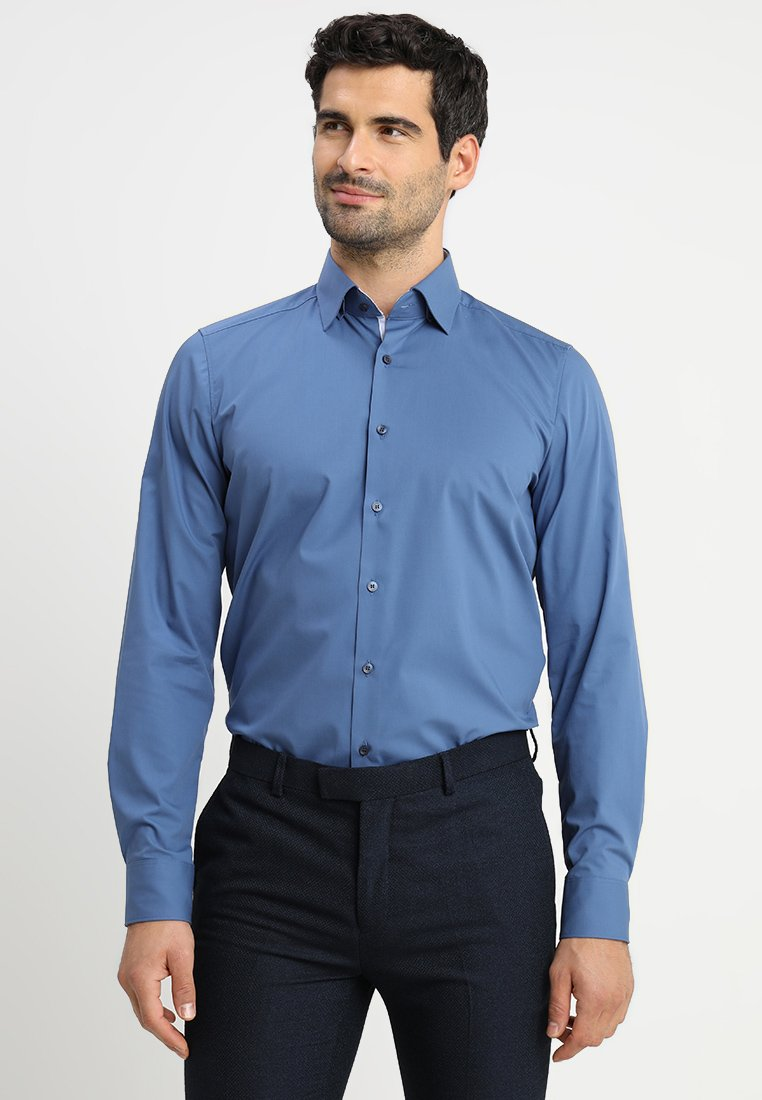 OLYMP - BODY FIT - Formal shirt - sky