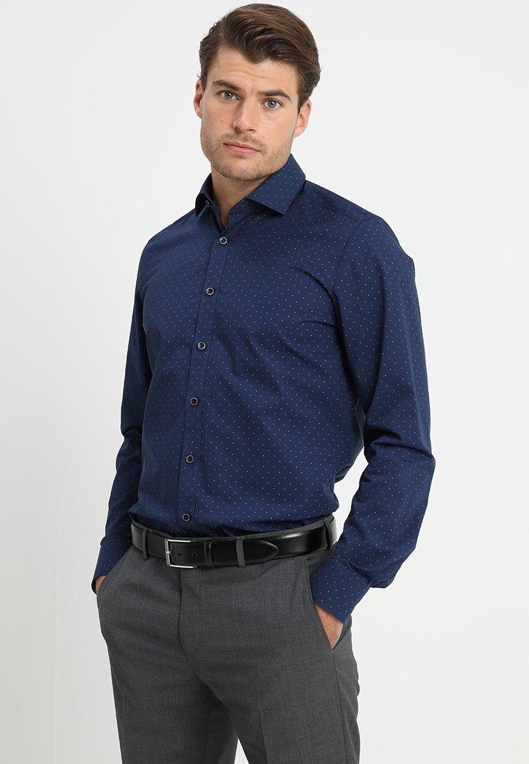 OLYMP - BODY FIT - Formal shirt - dark blue