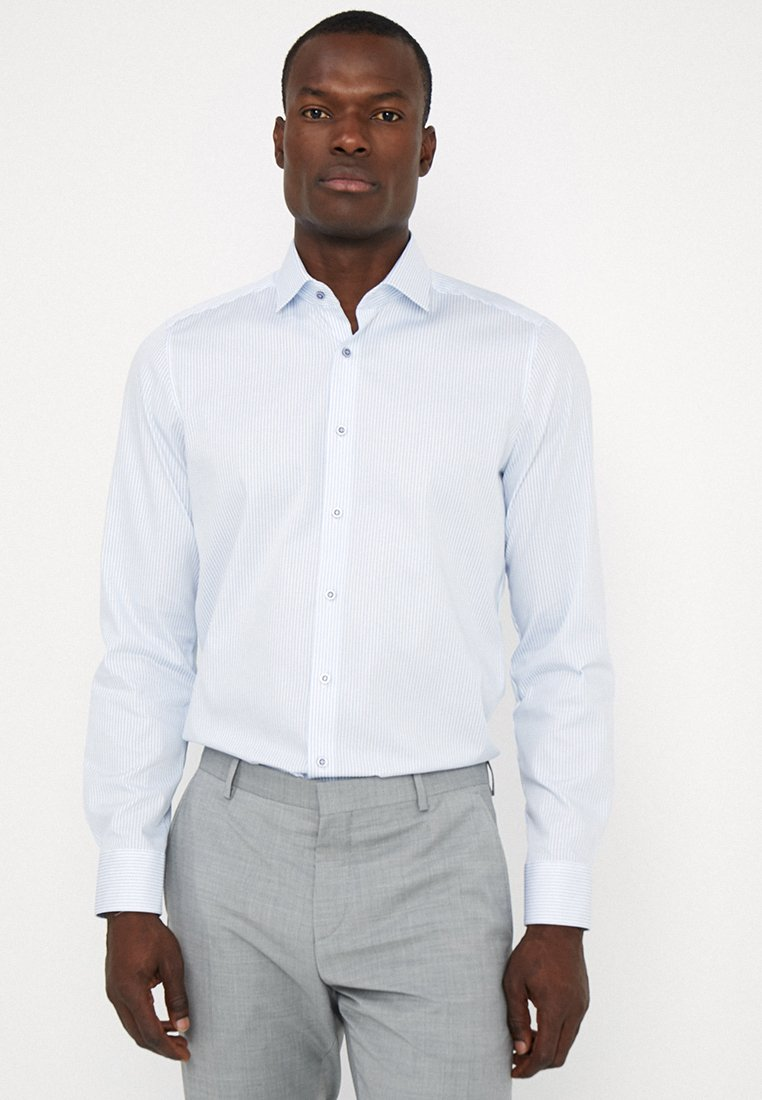OLYMP - BODY FIT - Businesshemd - bleu
